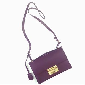 •Salvatore Ferragamo• Like New Mini Aileen Bag